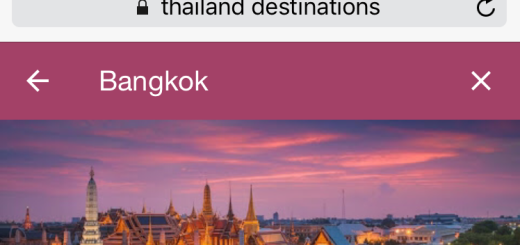 Thai Destinations
